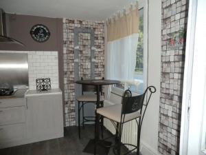 Кухня или мини-кухня в Givernel