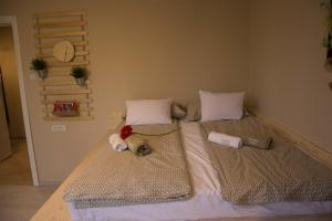 A bed or beds in a room at Stayokay Belgrade