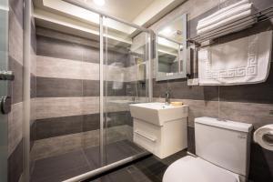 Salle de bains dans l'établissement 101 Stay Keelung Road