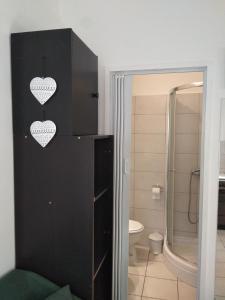 A bathroom at Neva