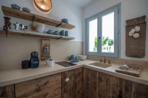 A cozinha ou cozinha compacta de Lamacerase Residenze