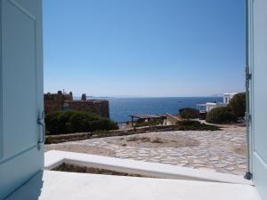 A general sea view or a sea view taken from the villa