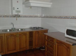A kitchen or kitchenette at Casa da Praça Portalegre