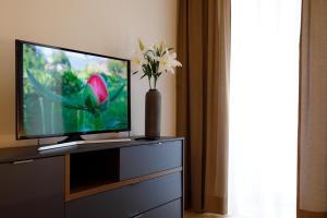 TV/Unterhaltungsangebot in der Unterkunft vienna westside apartments