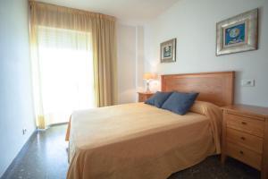 Cama o camas de una habitación en Ibersol Sol De España
