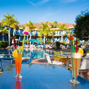 Het zwembad bij of vlak bij Blue Sea Jandia Luz