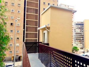 Un balcón o terraza de Loft con vistas al Mar