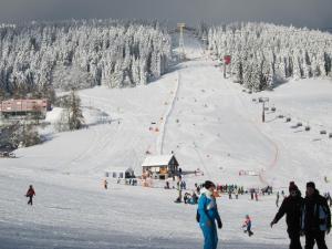 Ferienwohnungen Oberwiesenthal im Winter