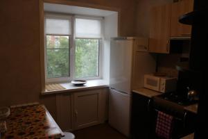 Кухня или мини-кухня в Квартира в центре - Обводный канал 34