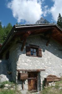 Edificio in cui si trova lo chalet