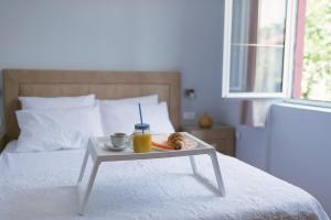 エクスプローラ ホステル ポドゴリツァにあるベッド