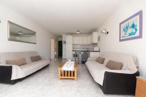 Ein Sitzbereich in der Unterkunft Mare Verde 1 - Two Bed