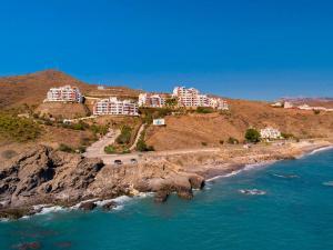 Een luchtfoto van Olée Nerja Holiday Rentals by Fuerte Group