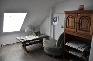 Гостиная зона в Simpli Apartments