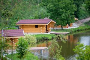 小木屋所在的建築