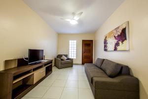 A seating area at Portinari Residence