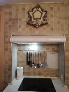The lobby or reception area at Incantevole piccola casa a Burano