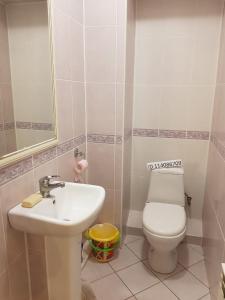 Ванная комната в Комнаты с 1 человека 400р