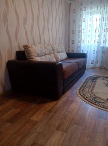 Гостиная зона в Apartment on Buhar Zhyrau,75