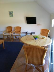 Un lugar para sentarse en Scheibershof appartementenverhuur