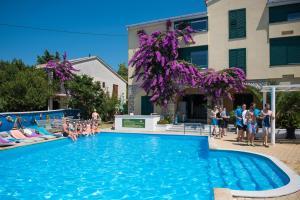 The swimming pool at or near Villa Ani