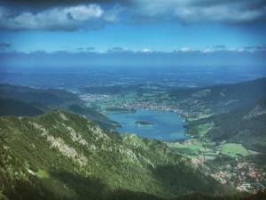 A bird's-eye view of Ferienhaus Seehof