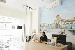 Vy Da Backpackers Hostel 2