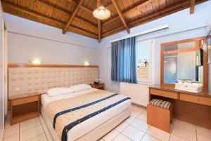 Un ou plusieurs lits dans un hébergement de l'établissement Heliotrope The Studios