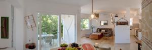 Posezení v ubytování Arka Trogir apartments