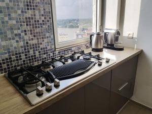 A kitchen or kitchenette at Appartement Lamblin