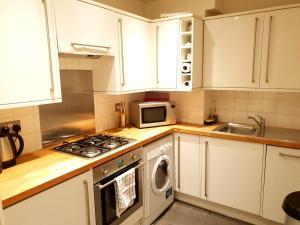 Cucina o angolo cottura di Apartment Pimlico & Victoria