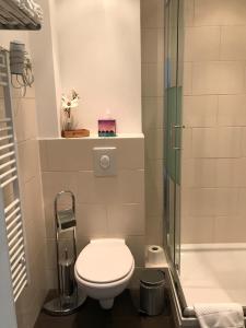Ein Badezimmer in der Unterkunft Living Apart Leipzig