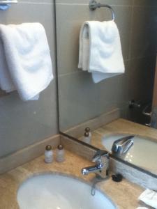 A bathroom at Departamento 9 Norte