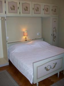 Postelja oz. postelje v sobi nastanitve apartman Cedra
