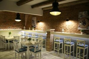 Restauracja lub miejsce do jedzenia w obiekcie Biała 16
