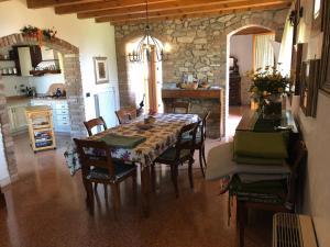 Ristorante o altro punto ristoro di Holiday House Petrarca