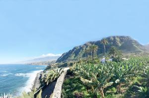 A bird's-eye view of Hacienda El Cardon