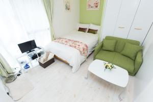 Cama o camas de una habitación en Royal Palace