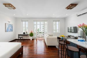 The Wooden Apartments - Hidden Gem in Old Quarter