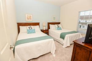 Cama o camas de una habitación en West Lucaya by FVH
