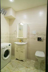 Ванная комната в Элитная 3-комнатная квартира