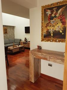 Zona de estar de Residencial Altamira