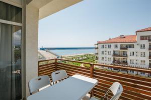 Балкон или терраса в Апарт-отель Имеретинский - Морской квартал