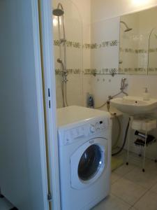 Ein Badezimmer in der Unterkunft Apartment Hagen Nähe TU Altstadt