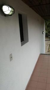 La fachada o entrada de La Casa De La Rosa Mosqueta