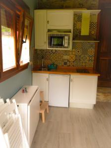 Una cocina o zona de cocina en Apartamento Penaquente