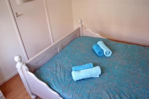 Un ou plusieurs lits dans un hébergement de l'établissement Beach House Sea-Esta