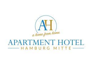 Das Logo oder Schild des Aparthotels