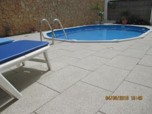 The swimming pool at or near Casa da Boa Agua 1