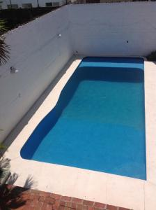 The swimming pool at or near Casa Bocoyna